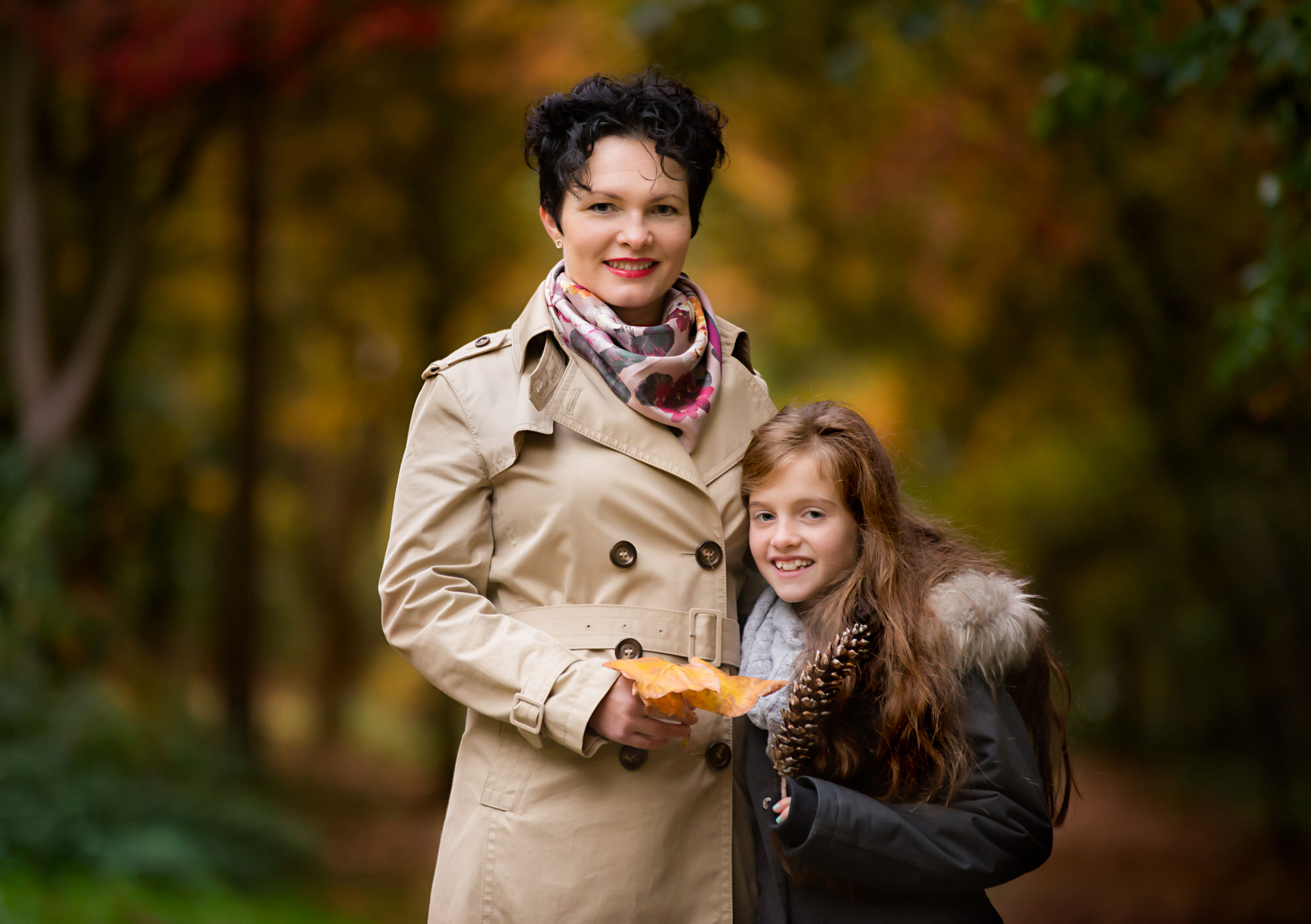 Family photographer in Barnsley, outdoor photoshoot