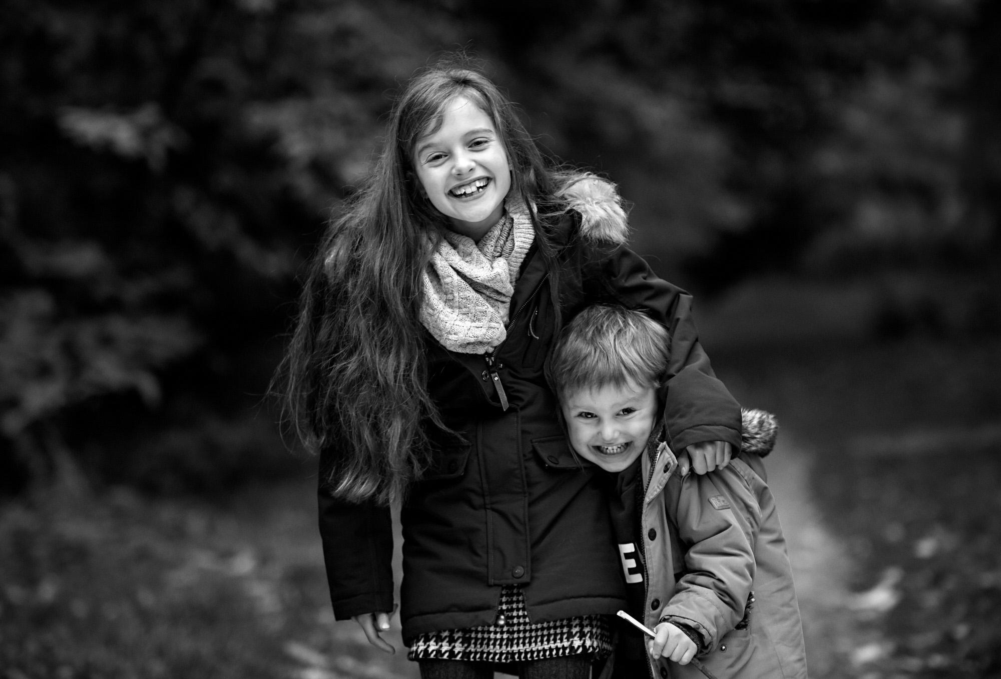 Family photoshoot outdoors, Barnsley based photographer