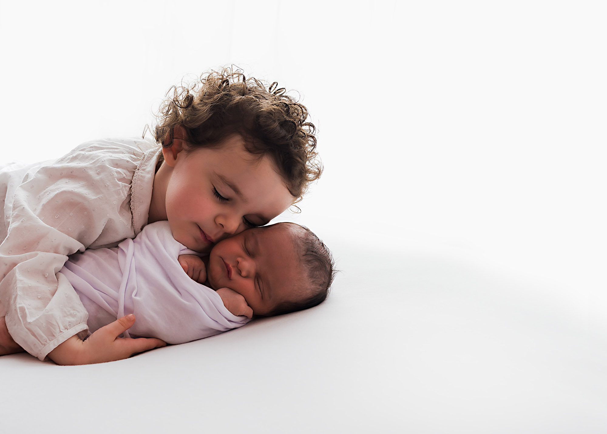 Simple newborn photoshoots in Sheffield