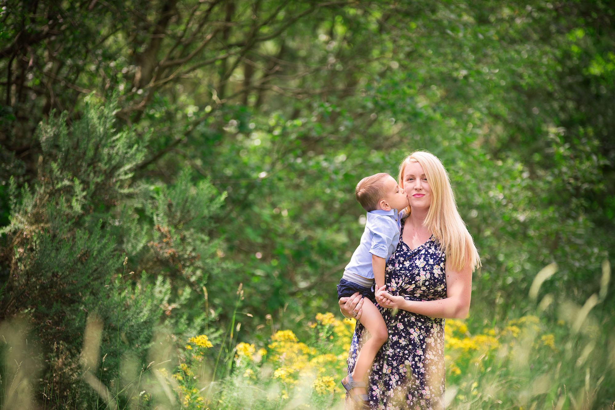 Family photo shoots in Barnsley, toddlers and babies