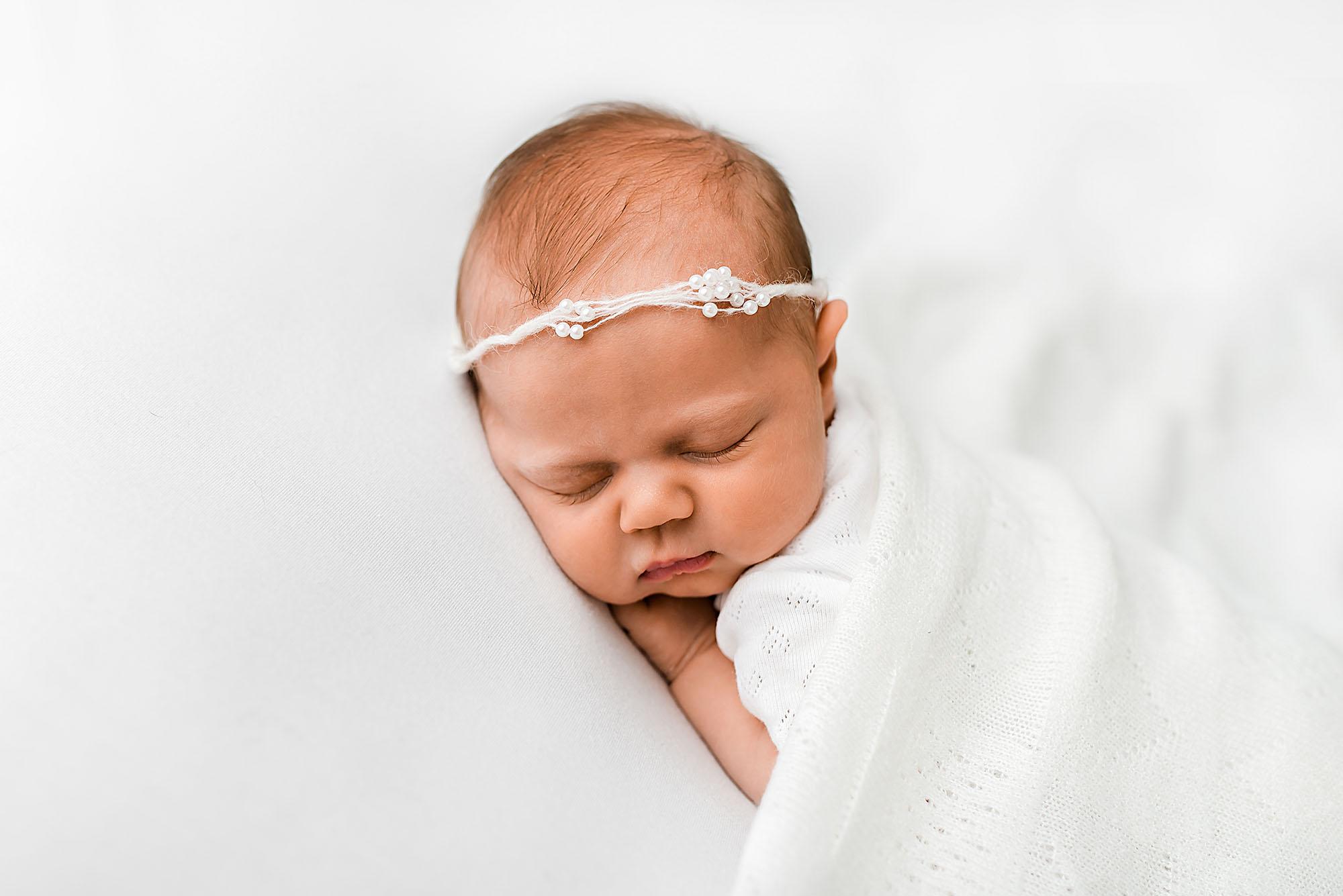 Photographer Barnsley, newborn portrait session
