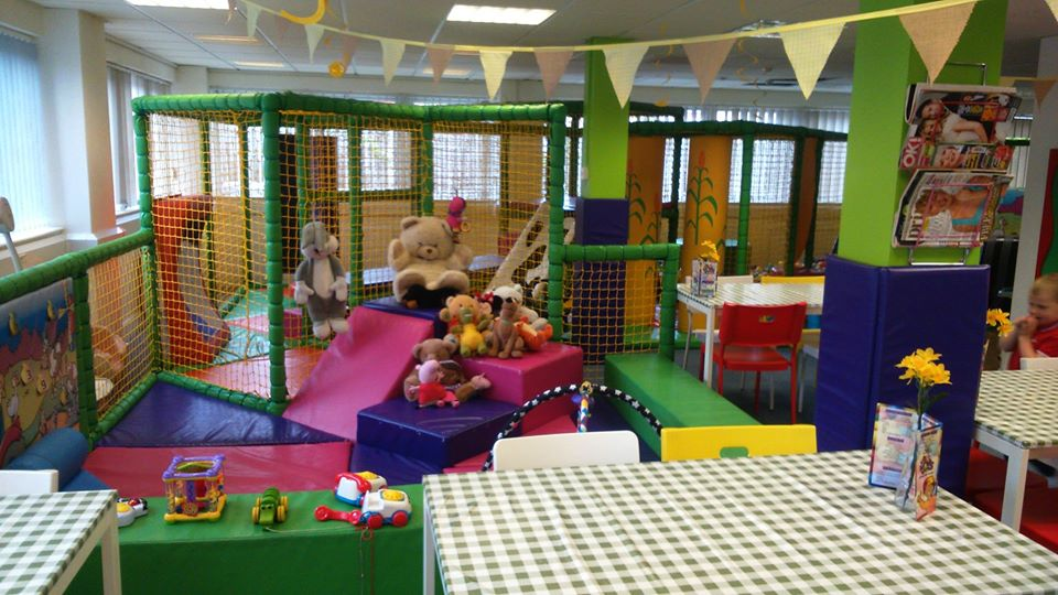 play groups and cafes for babies and toddlers around Barnsley, Baby Gym