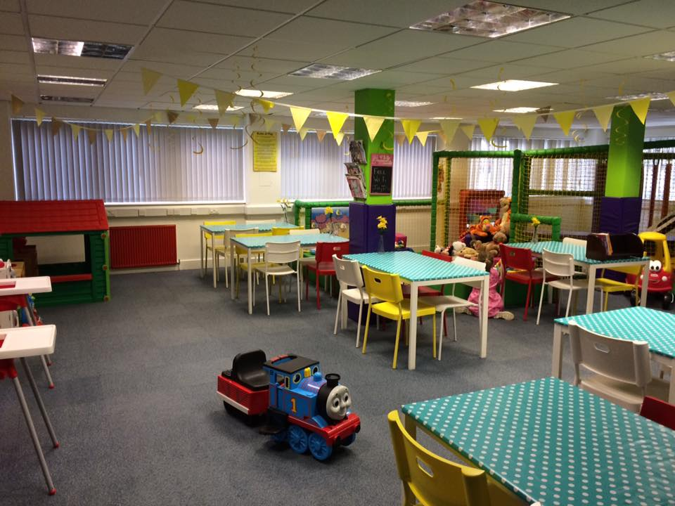 play groups and cafes for babies and toddlers around Barnsley, Jolly Tots Cafe