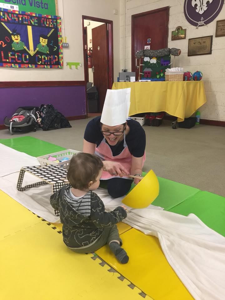 play groups and cafes for babies and toddlers around Barnsley, Baby sensory, cooking class