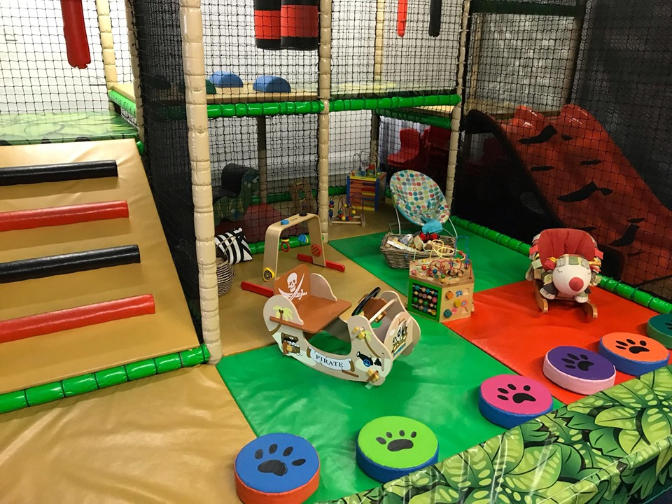 play groups and cafes for babies and toddlers around Barnsley, Crafty Kids and Timmy Tigers Play Gym