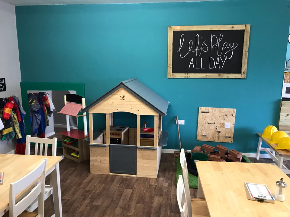 play groups and cafes for babies and toddlers around Barnsley, Crafty Kids and Timmy Tigers Activity Station