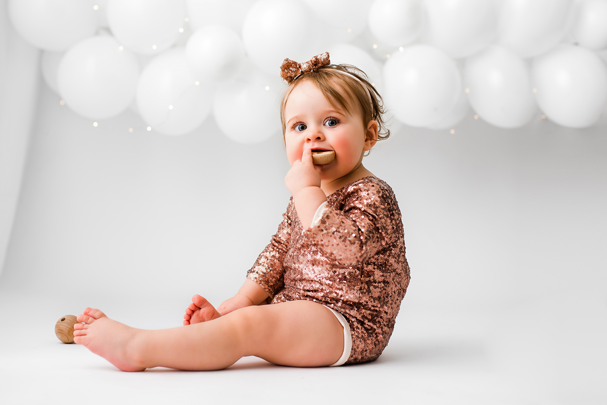 first birthday photo shoot, Barnsley photography