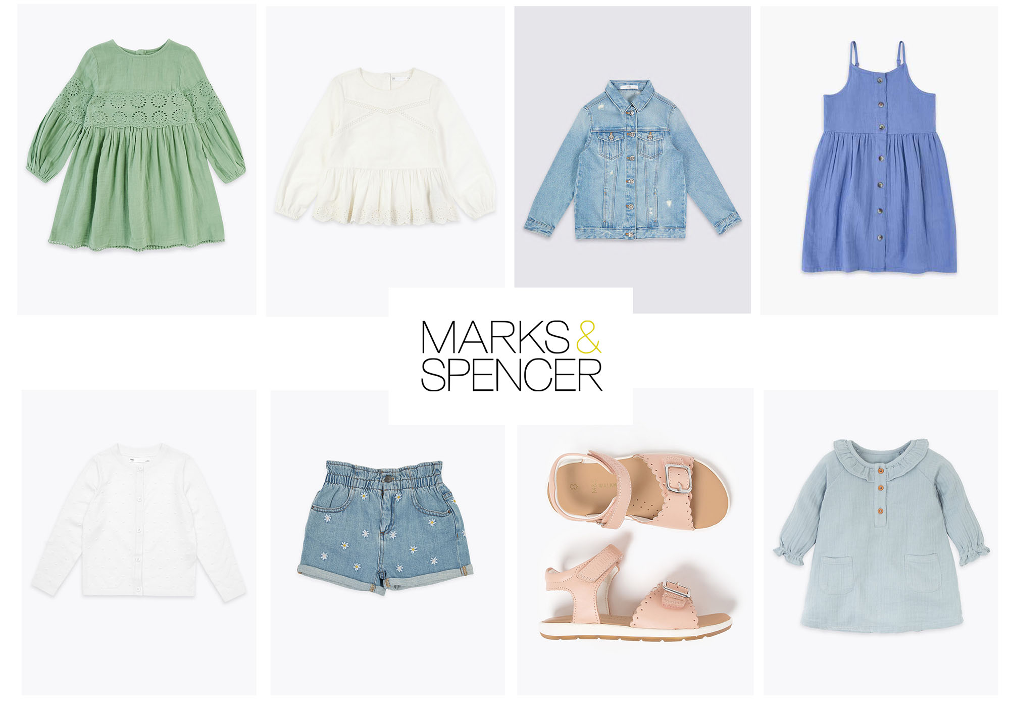 summer wardrobe, what to wear to your photoshoot, marks and spencer