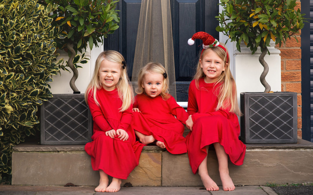 Doorstep Portraits – Christmas