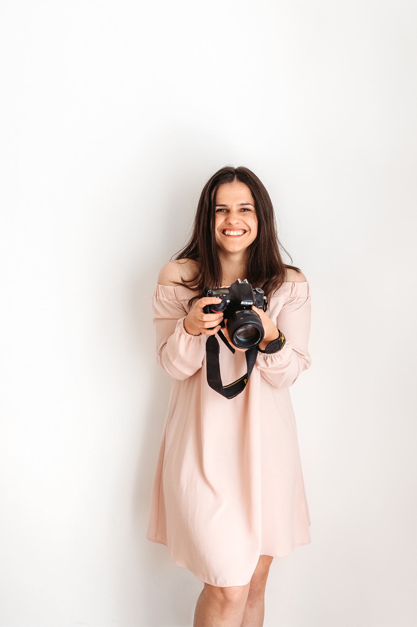 Barnsley photographer, self portrait - me smiling at the camera